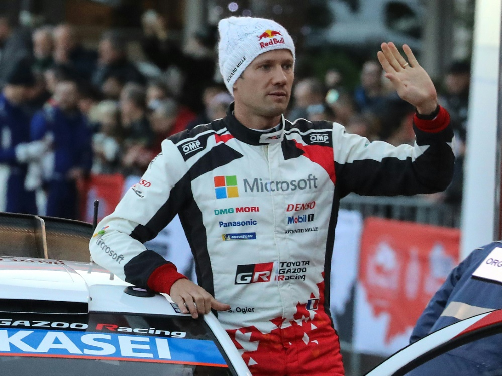 Rallye-WM: Sebastian Ogier will Karriere fortsetzen