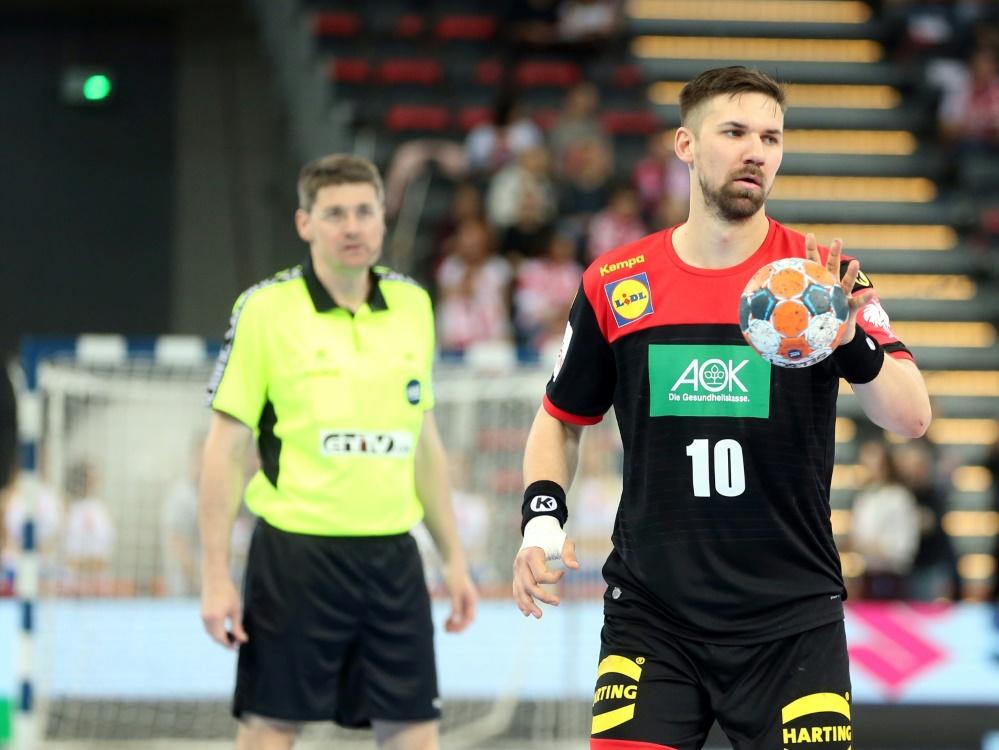Handball-WM: Das DHB-Team trifft zunächst auf Uruguay