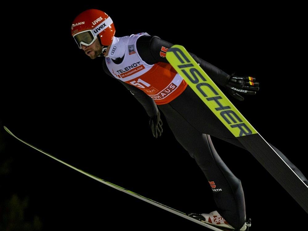 Eisenbichler qualifiziert sich mit Sprung auf 126,5 m