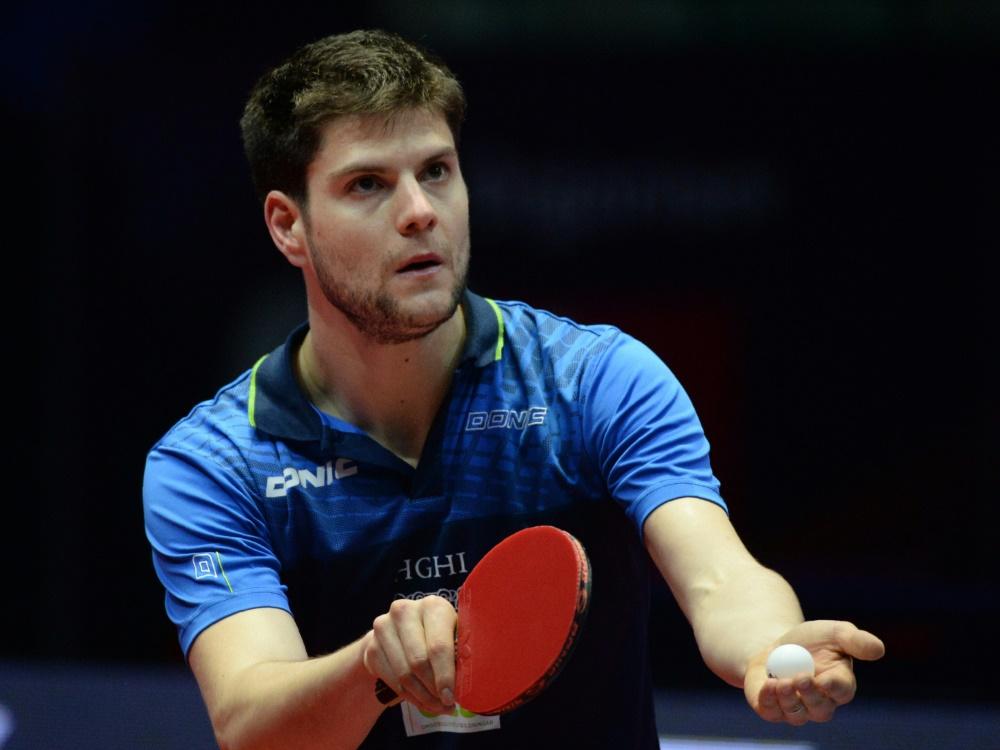 Dimitrij Ovtcharov ist wieder die deutsche Nummer eins