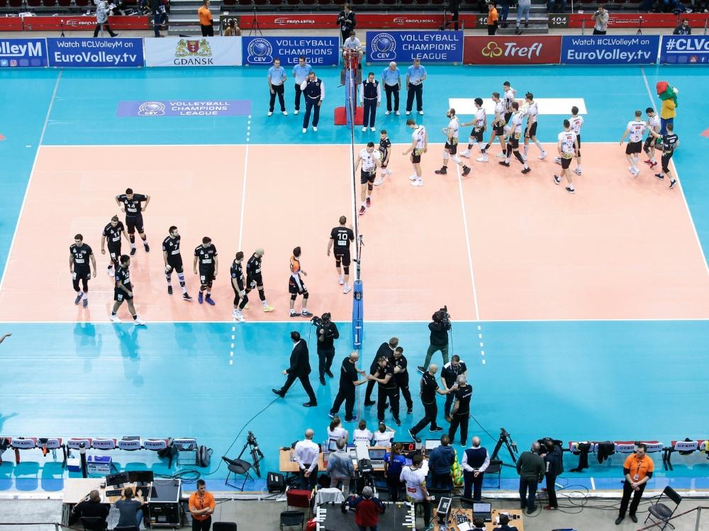 Auch im Volleyball werden weitere  Wettbewerbe abgesagt