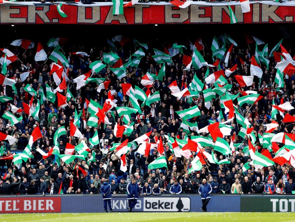 Feyenoord Rotterdam Magazin