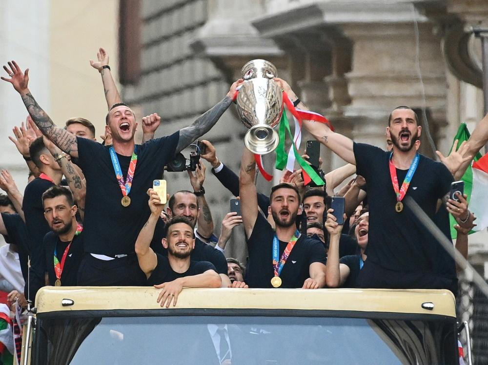 Italien für Mehrzahl der Fans ein verdienter EM-Sieger