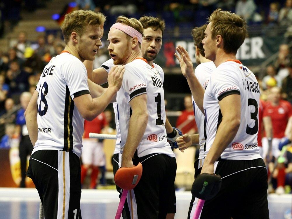 Deutsche Hockey-Herren bezwingen Spanien mit 5:1
