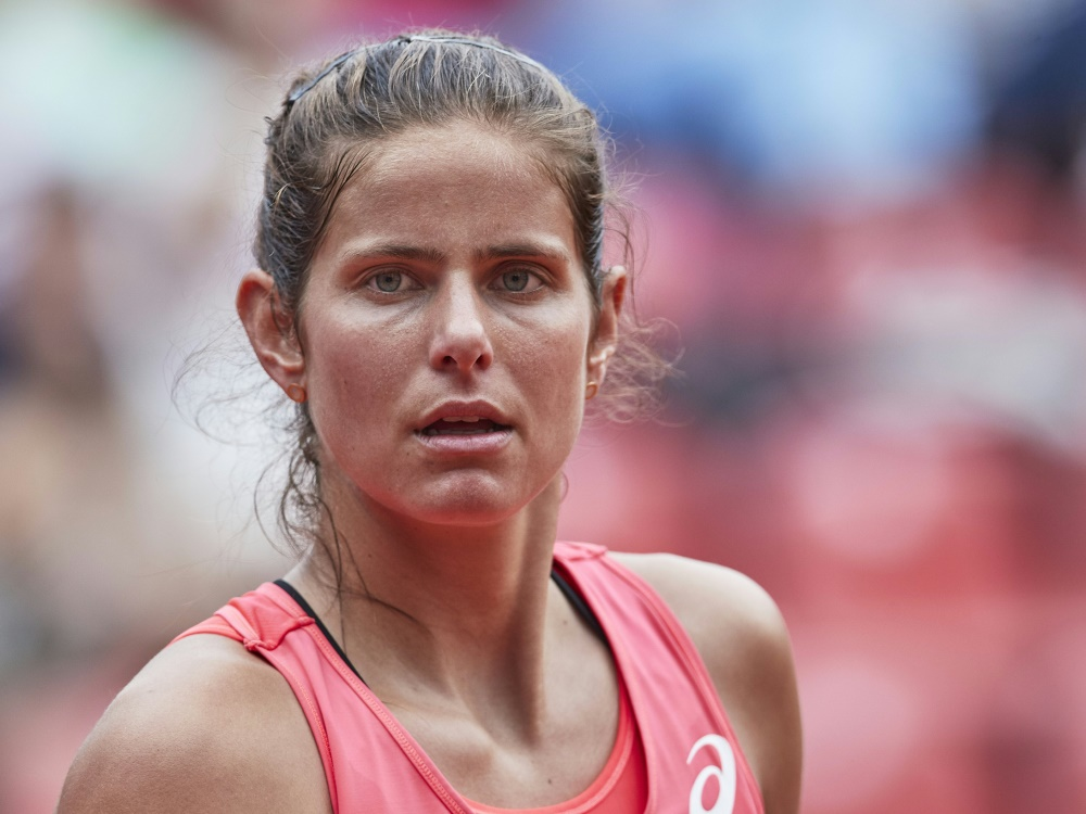 "Julia Görges hat ""Fed Cup Heart Award"" gewonnen"