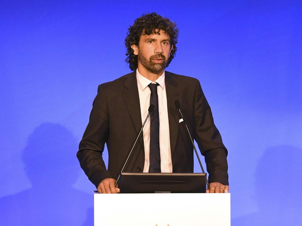 AIC-Präsident Damiano Tommasi reagiert mit Skepsis
