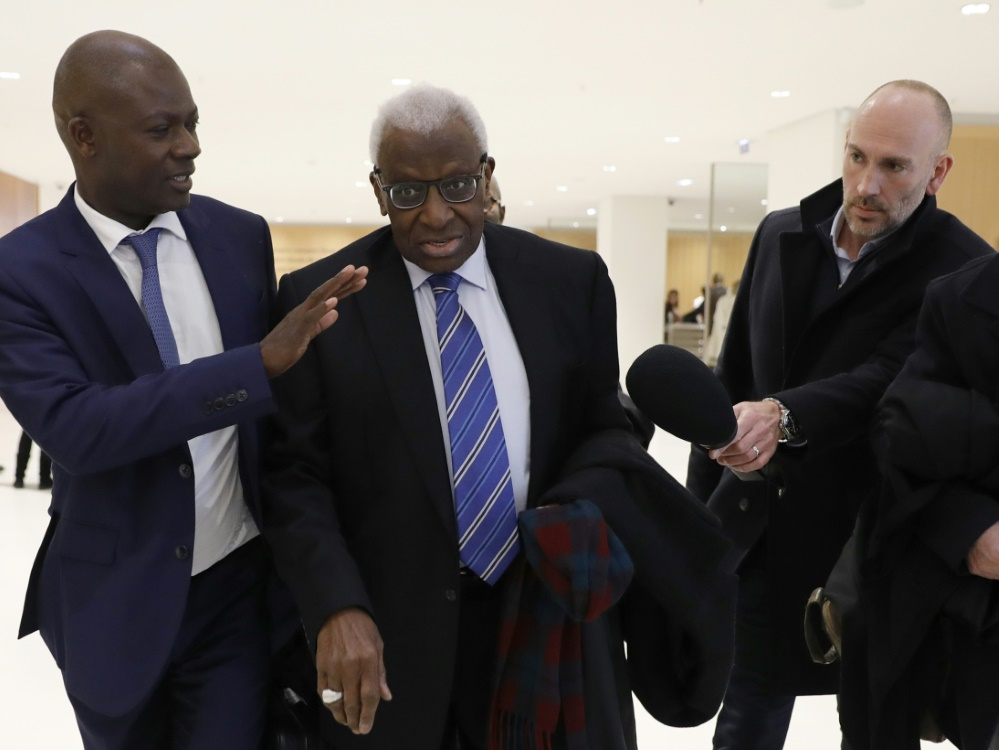 Prozess gegen Lamine Diack soll bald starten