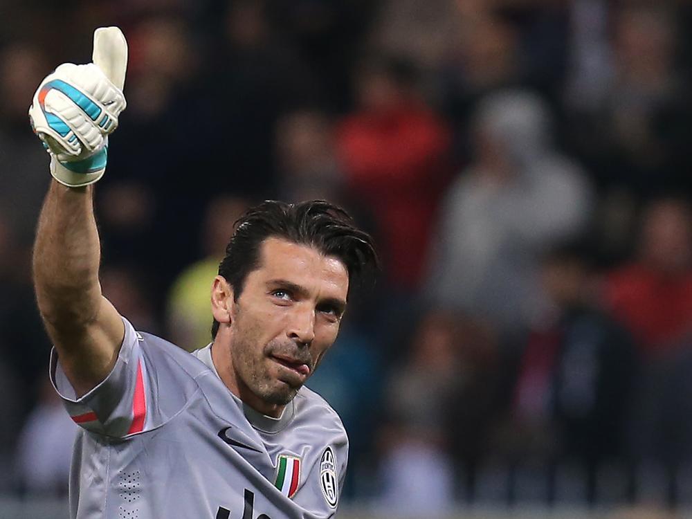 Juve bietet Gianluigi Buffon einen neuen Vertrag an