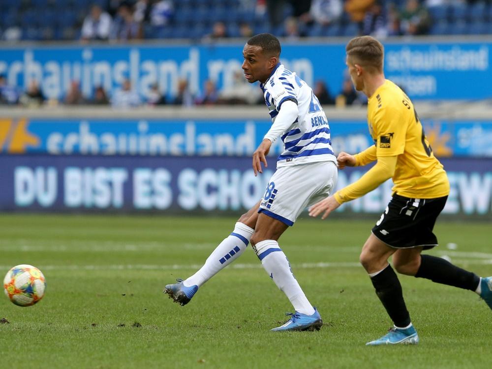 Jan Hendrik Marx (r) wechselt zum FC Ingolstadt