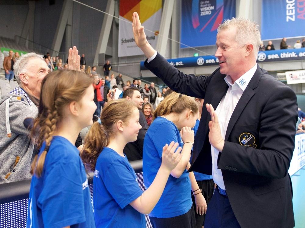 Neuer Trainer der polnischen Nationalmannschaft: Vital Heynen
