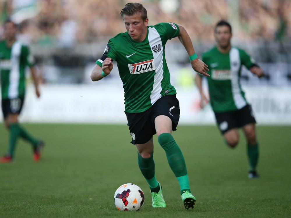 Marcus Piossek wechselt zum 1. FC Kaiserslautern