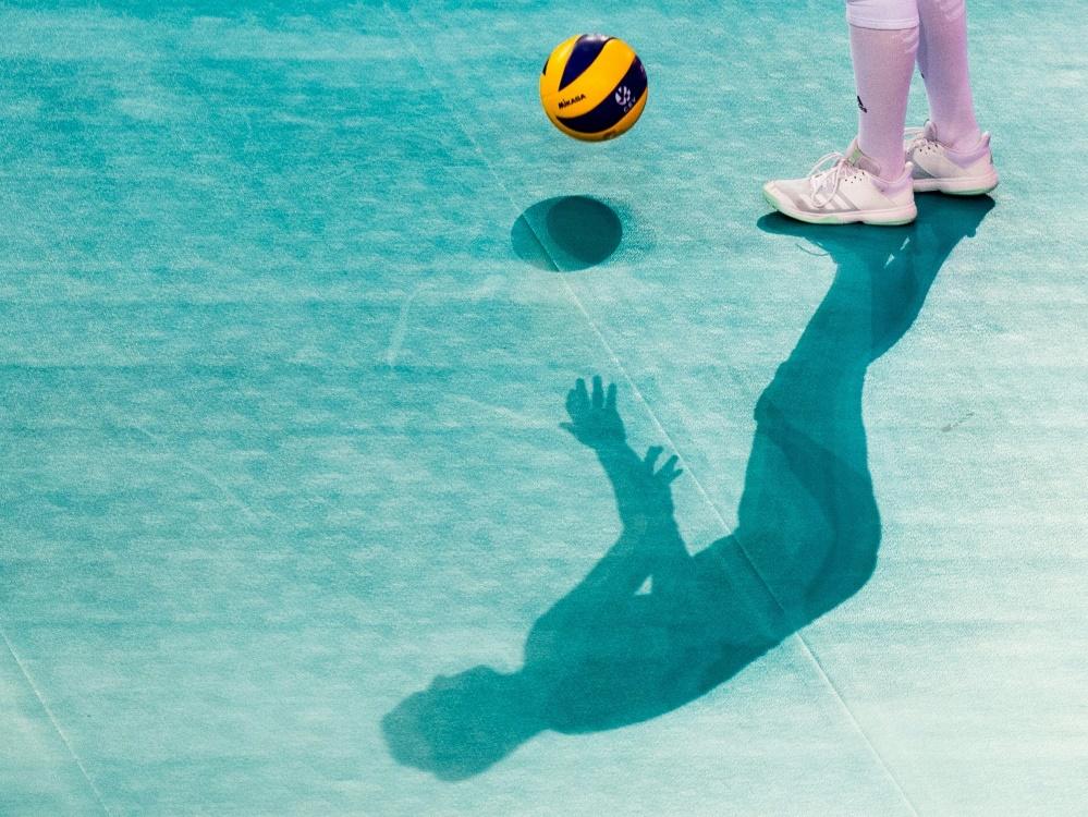 Die Nations League der Volleyballer fällt aus