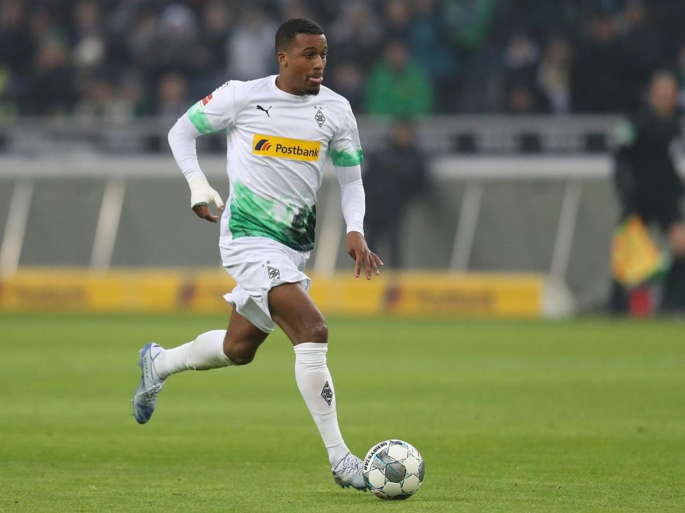 Plea erzielte letzte Saison zehn Tore für Gladbach