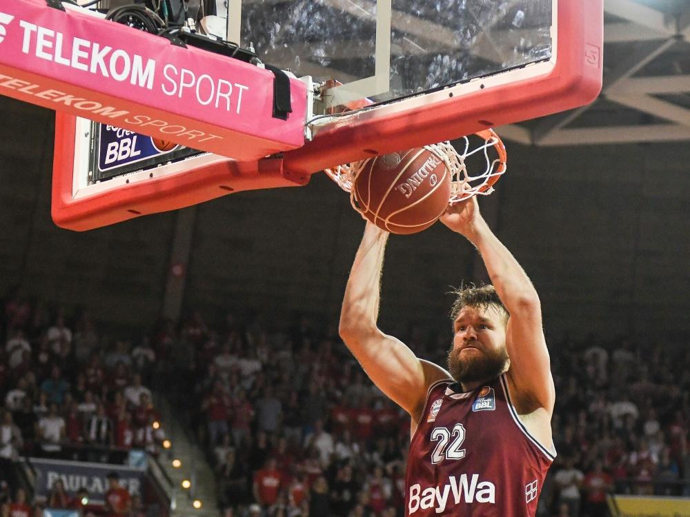 München startet mit einem Heimspiel in die EuroLeague