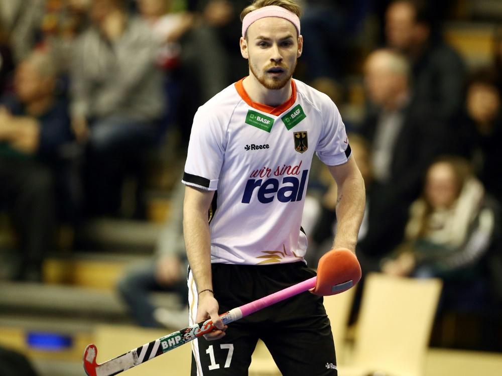 Christopher Rühr erzielte beim 10:2-Sieg vier Treffer