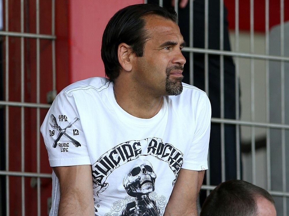 Ulf Kirsten kritisiert den Umgang mit Dynamo Dresden