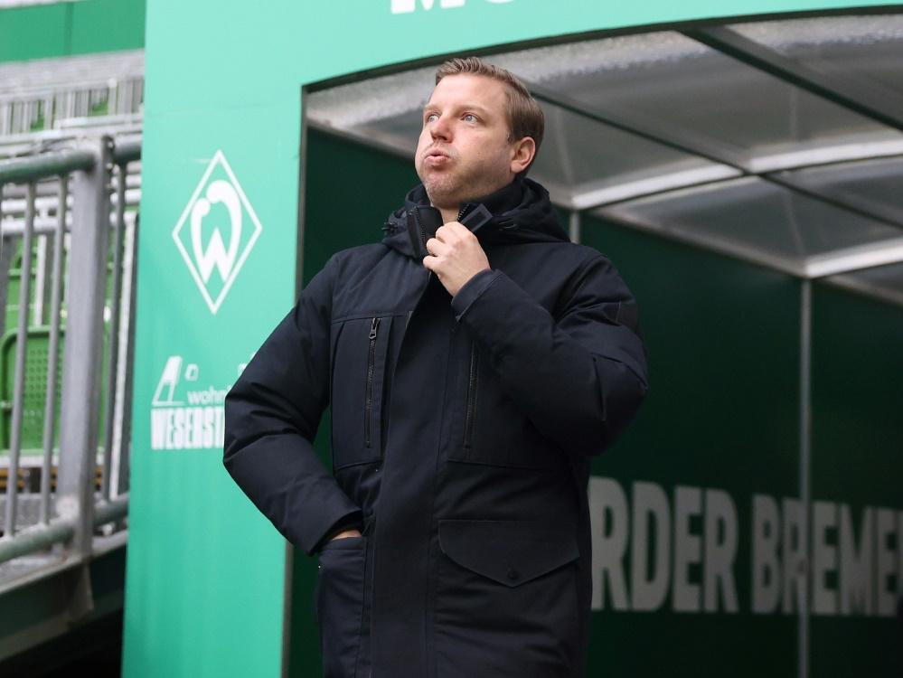 Florian Kohfeldt spricht über Fußball in Coronazeiten