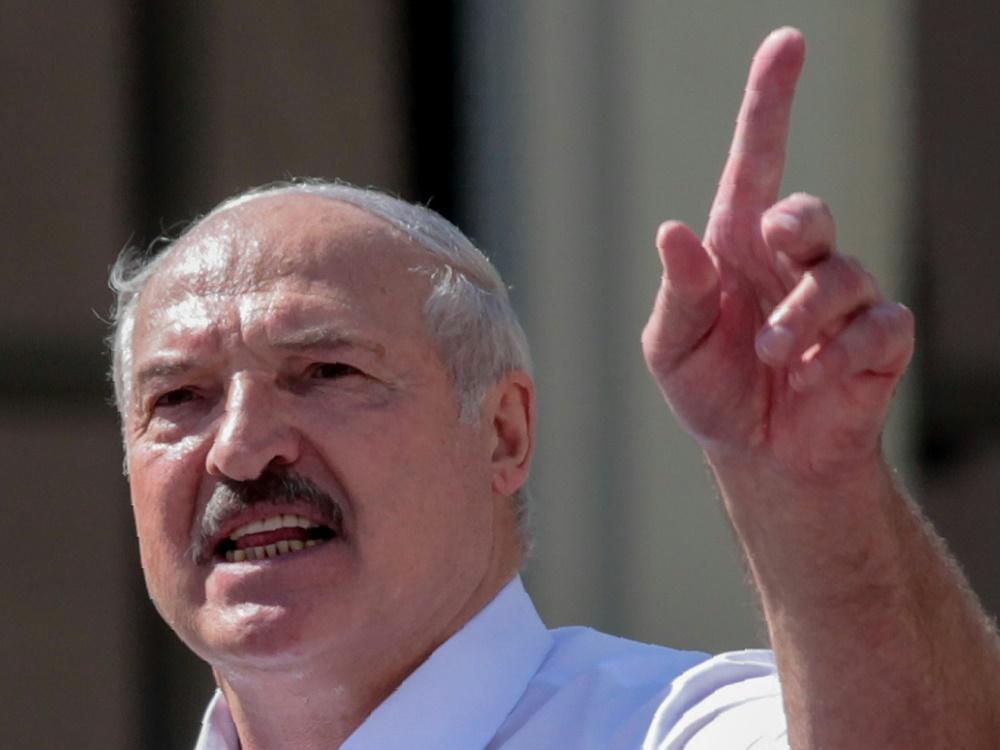 Der Widerstand gegen Lukaschenko wächst