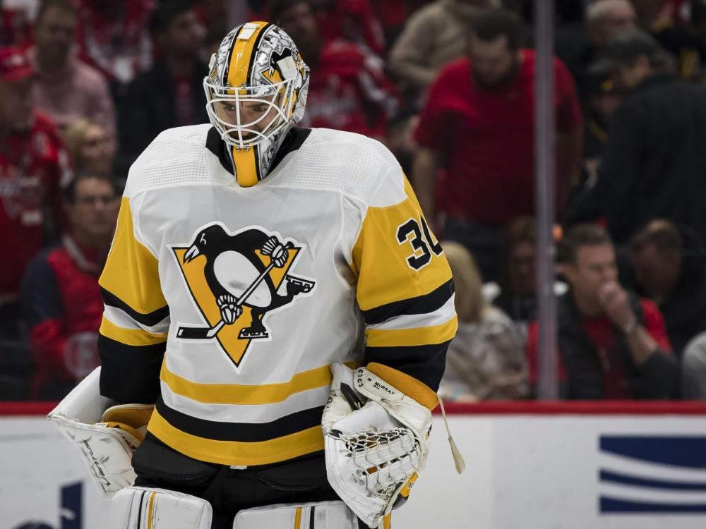 Die Pittsburgh Penguins unterlagen gegen Buffalo mit 2:5