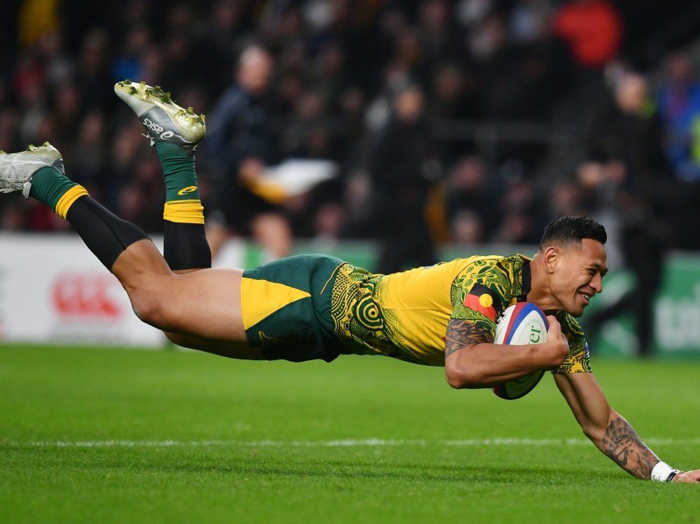 Drohendes Karriereende: Israel Folau