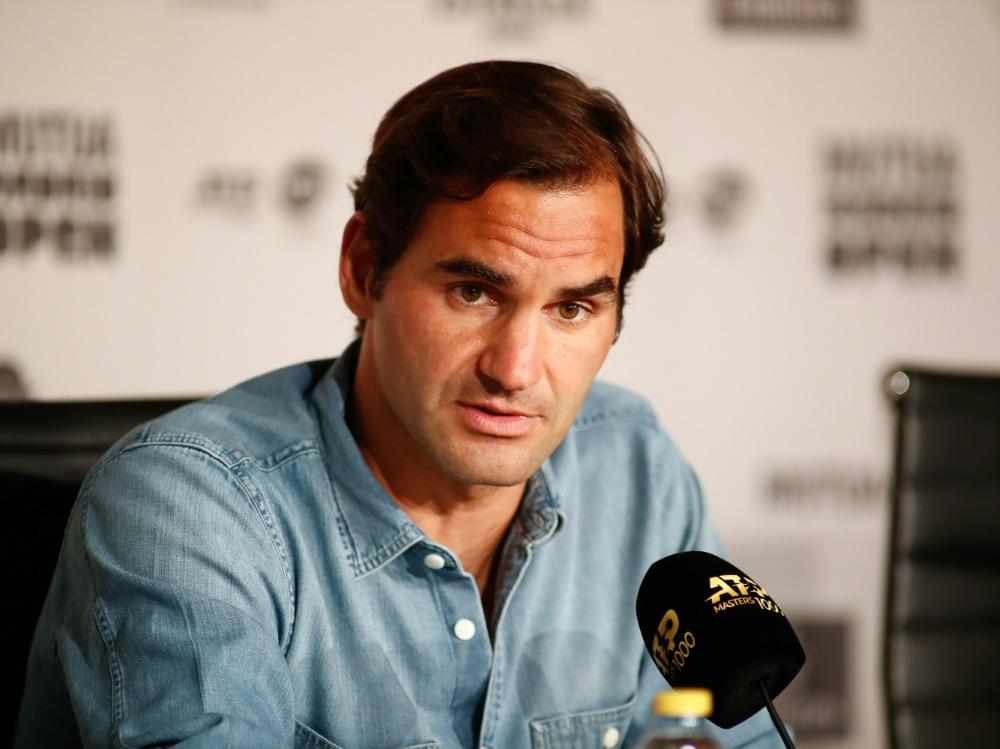 Federer kritisiert den kurzfristigen Preisaufschlag