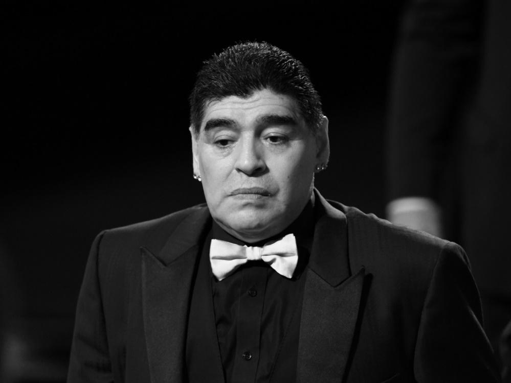 Diego Maradona verstarb in der vergangenen Woche