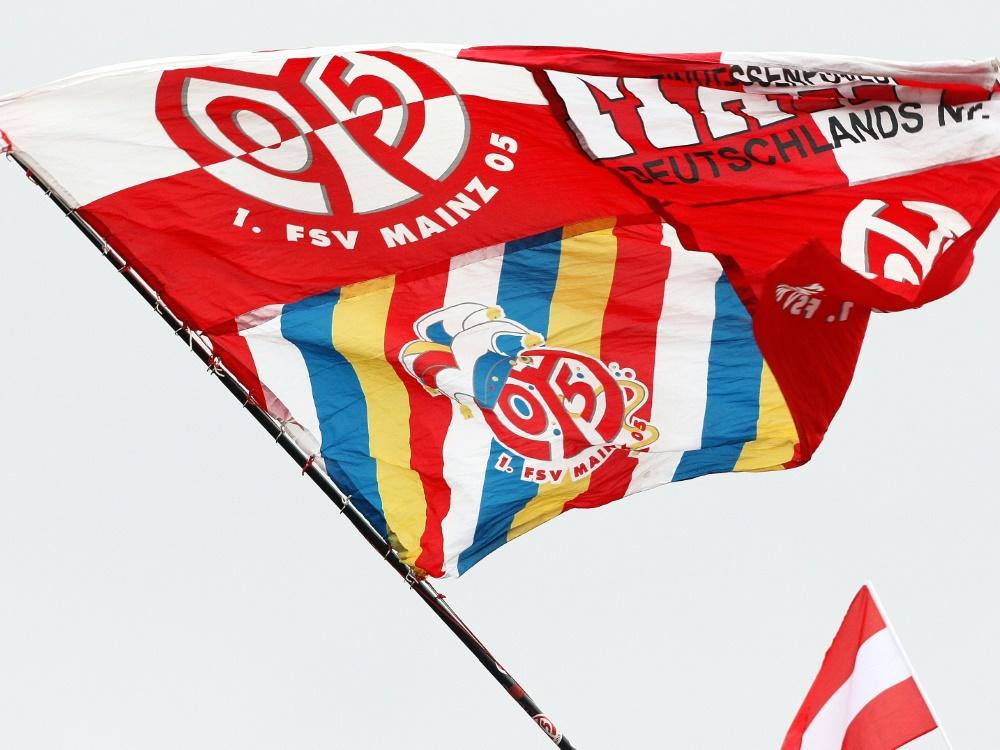Auch der FSV Mainz 05 unterstützt die Aktion des SWFV