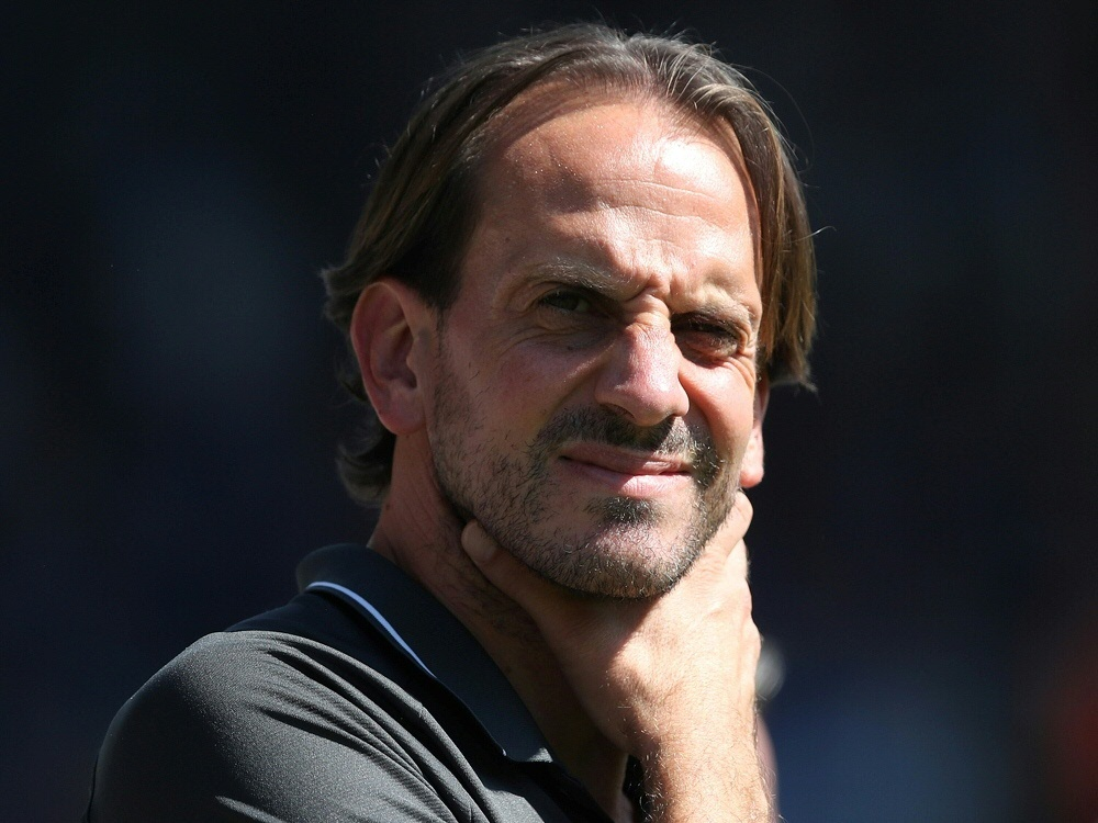 Das Team von Trainer Rüdiger Rehm kann am Freitag nicht antreten