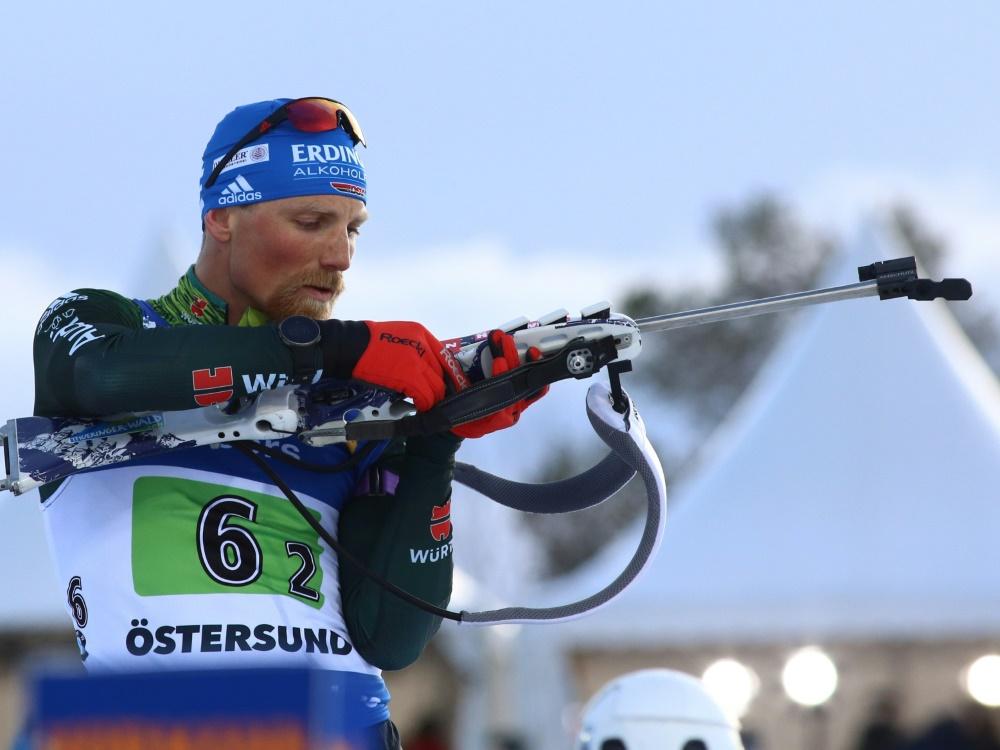Erik Lesser wird nur elfter im IBU-Cup