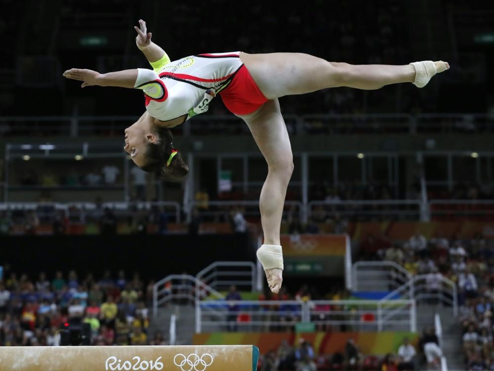 Pauline Schäfer hat ihren ersten Weltcupsieg verpasst