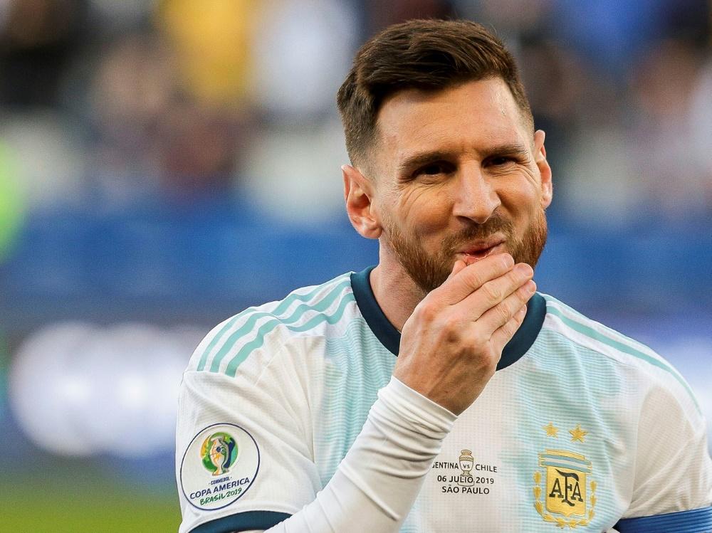 Auch die Copa America wird verschoben