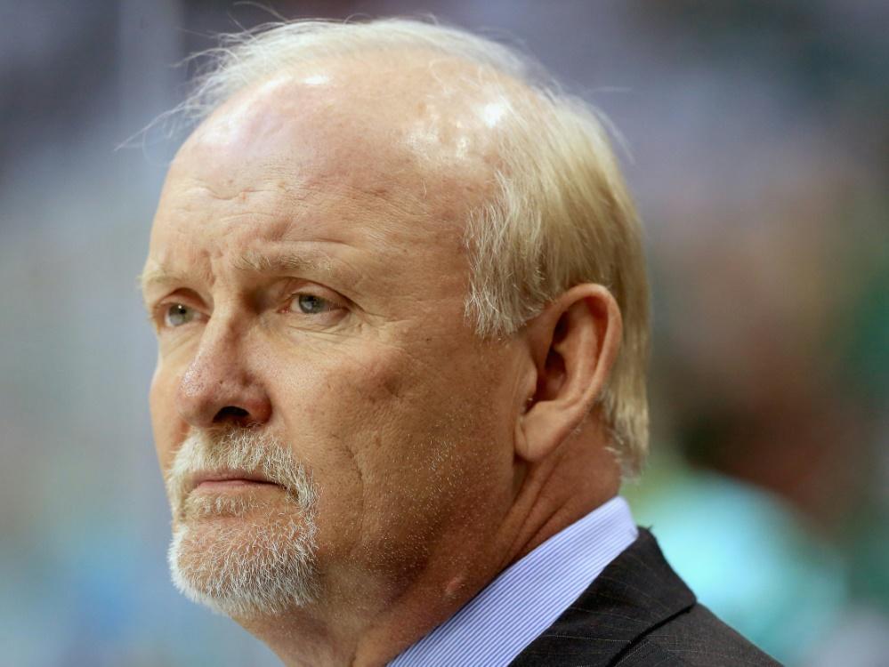 Lindy Ruff ist neuer Headcoach der Devils