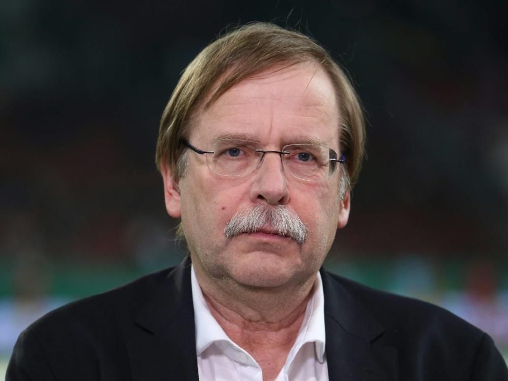 Rainer Koch möchte im Exekutivkomitee der UEFA bleiben