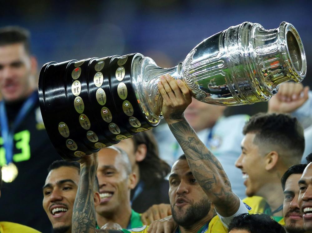 In drei Monaten startet die Copa América