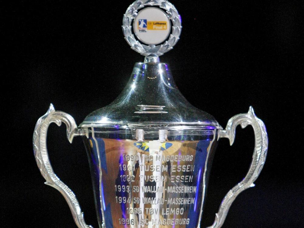 Final4-Turnier um den DHB-Pokal wird erneut verschoben