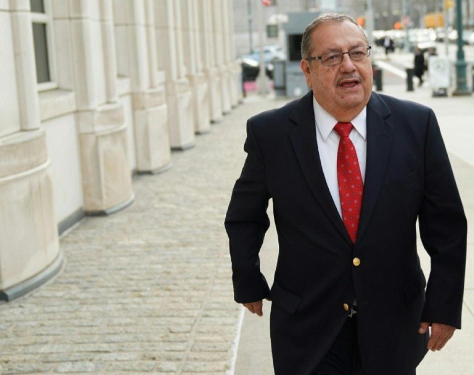 Spitzenfunktionär Salguero für sieben Jahre gesperrt