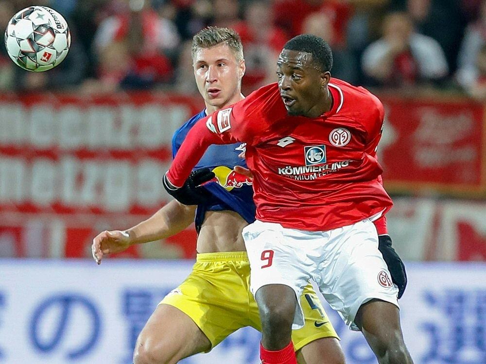 Schröder stellt klar: Jean-Philippe Mateta bleibt beim 1. FSV Mainz