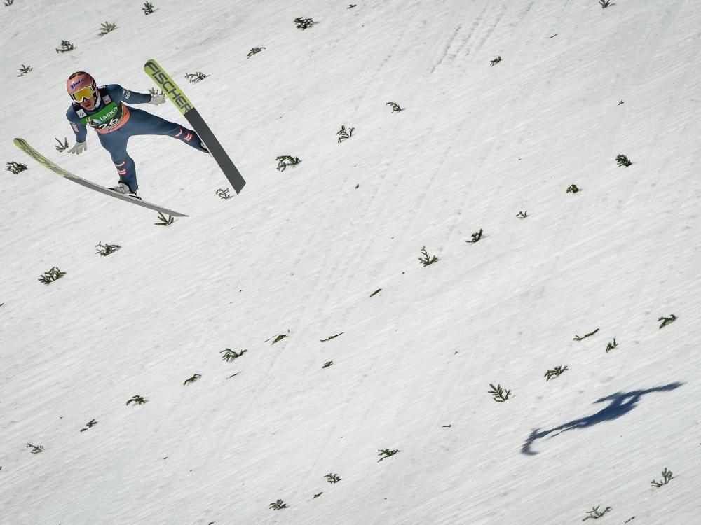 Autokino bei der Skiflug-WM?