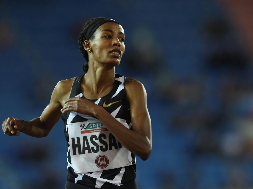 10.000 m: Hassan setzt neue europäische Bestmarke