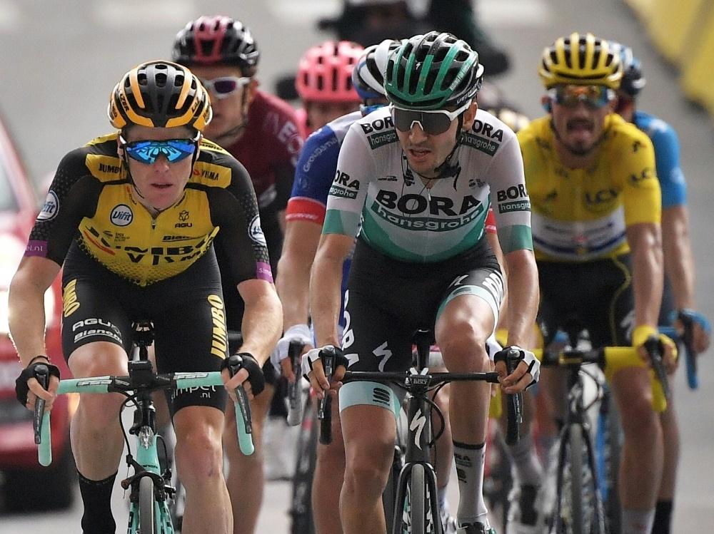 Tour De France Hagel