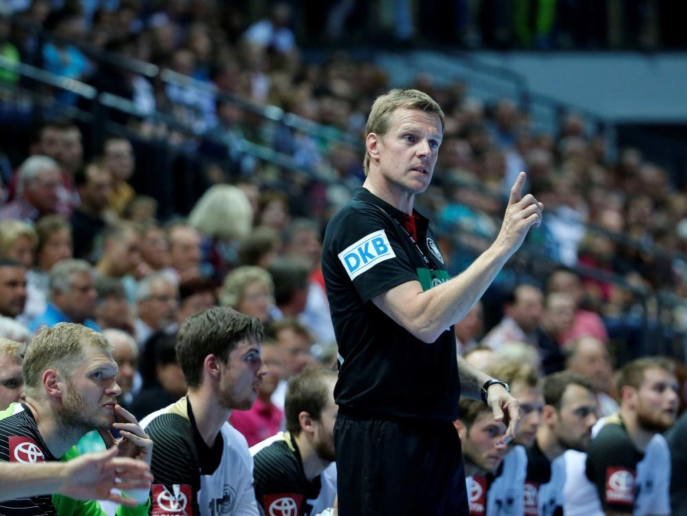 War von 2011 bis 2014 Bundestrainer: Martin Heuberger