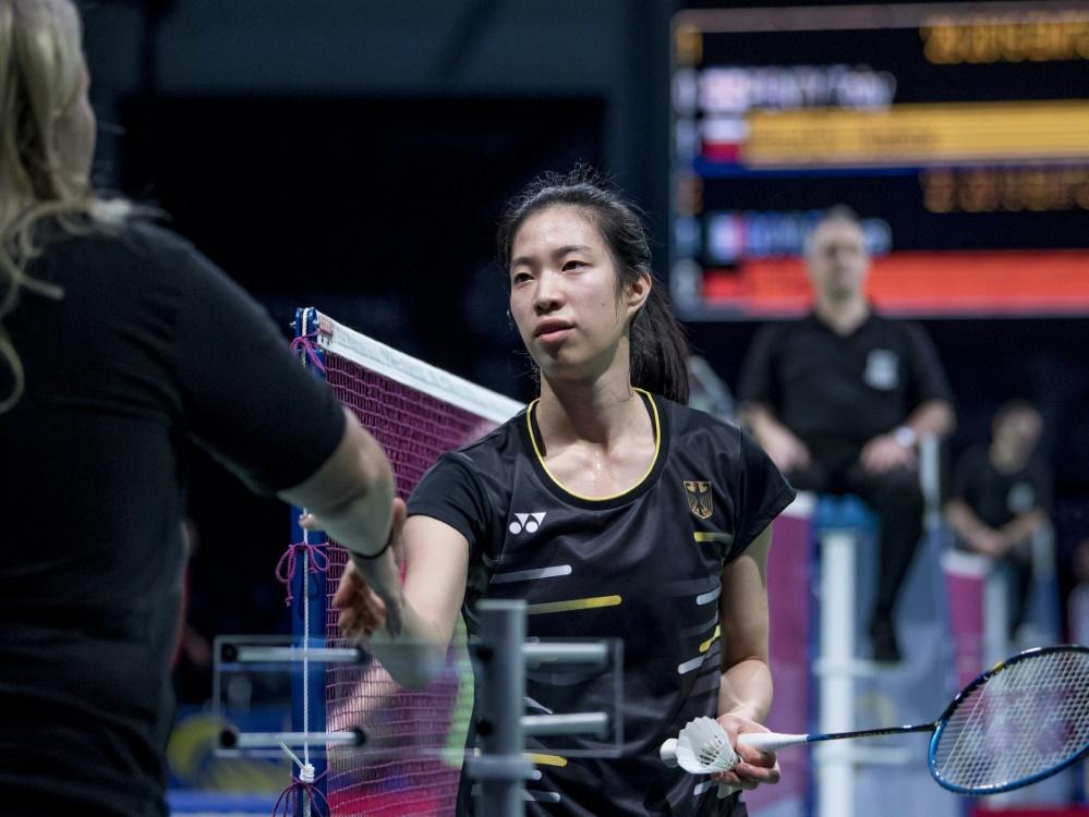 Auch Yvonne Li ist bei den German Open ausgeschieden
