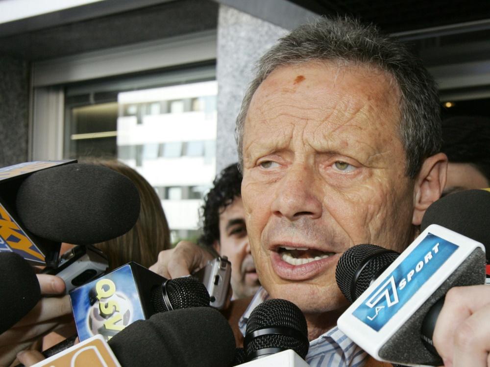 Langjähriger Klubchef Maurizio Zamparini