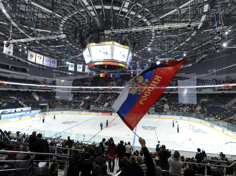 Die KHL droht, keine Spieler für Olympia abzustellen