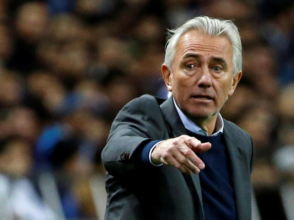 Nicht mehr Trainer von Saudi-Arabien: Bert van Marwijk