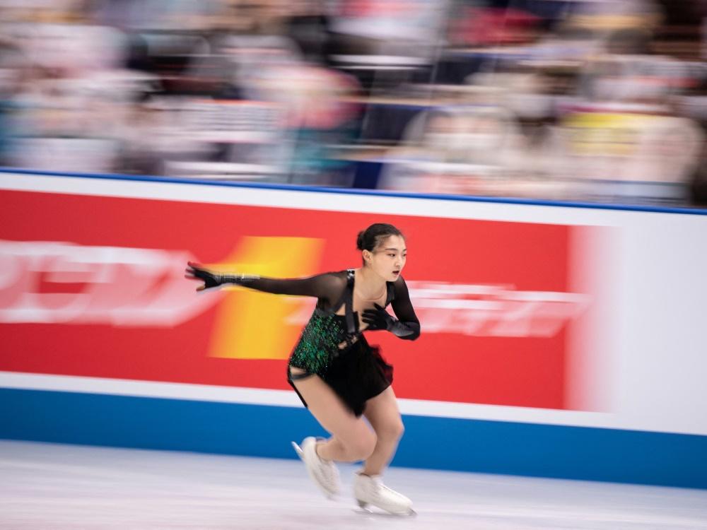 Die ISU verlegt Eiskunstlauf-Grand-Prix von Chongqing