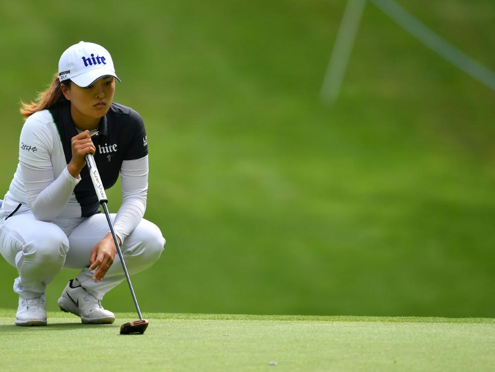 Ko Jin Young brach einen Rekord von Tiger Woods