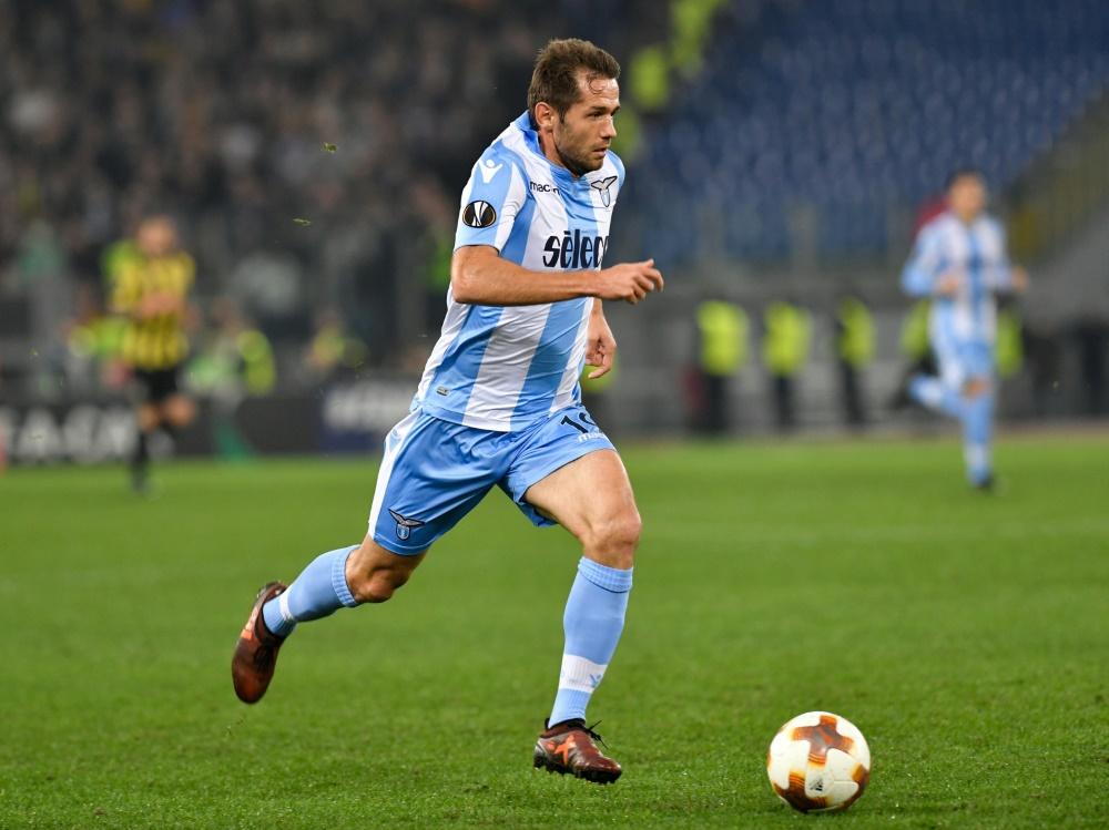Lulic schoss Lazio ins Halbfinale