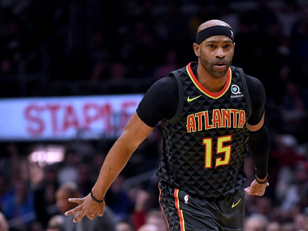 Medien: Atlanta verlängert mit Vince Carter