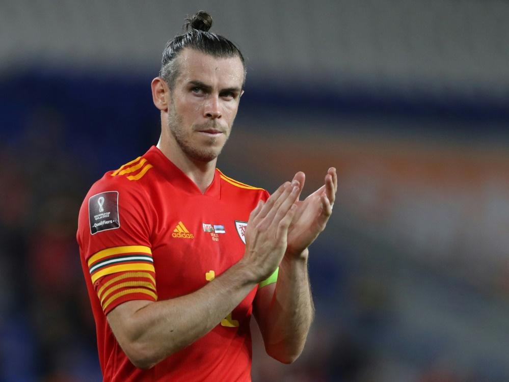 Gareth Bale nicht im Aufgebot von Wales